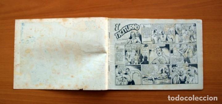 Tebeos: El diablo de los mares - Volumen nº 12, El Taciturno - Ediciones Toray 1949 - Foto 2 - 130384902