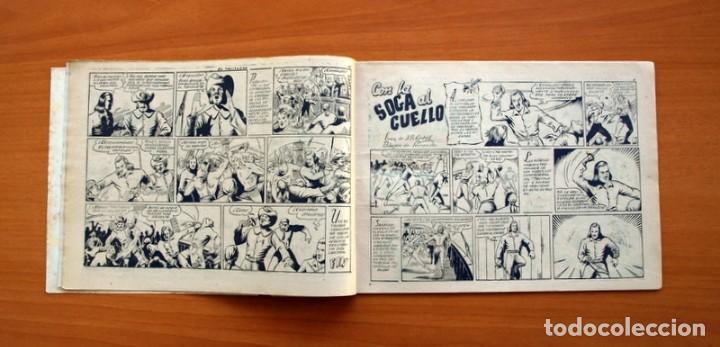Tebeos: El diablo de los mares - Volumen nº 12, El Taciturno - Ediciones Toray 1949 - Foto 4 - 130384902
