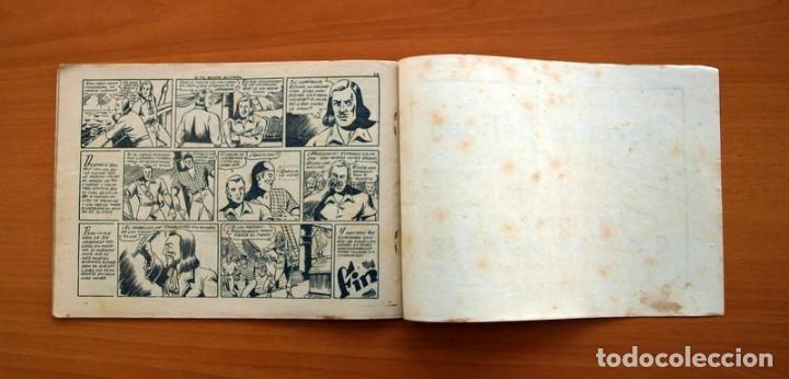 Tebeos: El diablo de los mares - Volumen nº 12, El Taciturno - Ediciones Toray 1949 - Foto 6 - 130384902