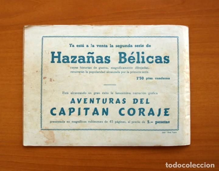 Tebeos: El diablo de los mares - Volumen nº 12, El Taciturno - Ediciones Toray 1949 - Foto 7 - 130384902