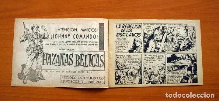Tebeos: Katán - La rebelión de los esclavos, nº 2 - Ediciones Toray 1960 - Foto 2 - 130484890