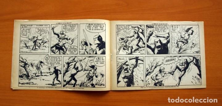 Tebeos: Katán - La rebelión de los esclavos, nº 2 - Ediciones Toray 1960 - Foto 4 - 130484890