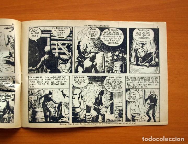 Tebeos: Katán - La rebelión de los esclavos, nº 2 - Ediciones Toray 1960 - Foto 5 - 130484890