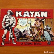 Tebeos: KATÁN - LA EXTRAÑA BATALLA, Nº 3 - EDICIONES TORAY 1960 - SIN ABRIR. Lote 130484998