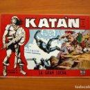 Tebeos: KATÁN - LA GRAN LUCHA, Nº 5 - EDICIONES TORAY 1960 - SIN ABRIR. Lote 130485098