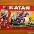 Tebeos: KATÁN - LA PUERTA DEL TIEMPO, Nº 9 - EDICIONES TORAY 1960 - SIN ABRIR. Lote 130485674