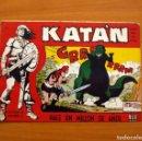 Tebeos: KATÁN - HACE UN MILLÓN DE AÑOS, Nº 10 - EDICIONES TORAY 1960 . Lote 130485954