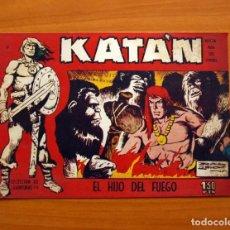 Tebeos: KATÁN - EL HIJO DEL FUEGO, Nº 11 - EDICIONES TORAY 1960 - SIN ABRIR. Lote 130492822