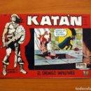Tebeos: KATÁN - EL ENEMIGO IMPALPABLE, Nº 13 - EDICIONES TORAY 1960 - SIN ABRIR. Lote 130492994