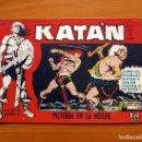 Tebeos: KATÁN - VICTORIA EN LA NOCHE, Nº 15 - EDICIONES TORAY 1960 - SIN ABRIR. Lote 130493362
