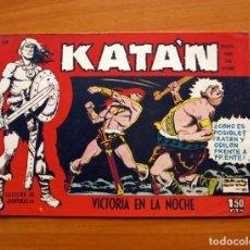 Comics - Katán - Victoria en la noche, nº 15 - Ediciones Toray 1960 - Sin abrir - 130493362