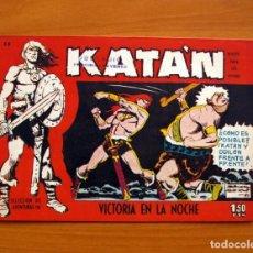 Comics - Katán - Victoria en la noche, nº 15 - Ediciones Toray 1960 - Sin abrir - 130493410