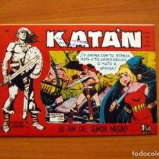 Tebeos: KATÁN - EL FIN DEL SEÑOR NEGRO, Nº 16 - EDICIONES TORAY 1960 . Lote 130493474