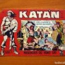 Tebeos: KATÁN - PRISIONEROS DEL HUMO GRIS, Nº 17 - EDICIONES TORAY 1960 . Lote 130493526