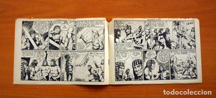 Tebeos: Katán - Prisioneros del humo gris, nº 17 - Ediciones Toray 1960 - Foto 4 - 130493526