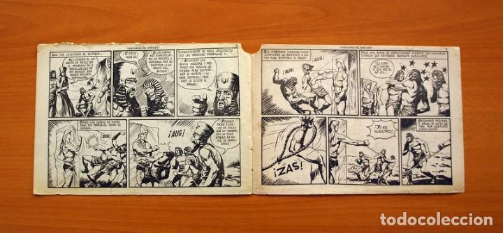 Tebeos: Katán - Prisioneros del humo gris, nº 17 - Ediciones Toray 1960 - Foto 6 - 130493526