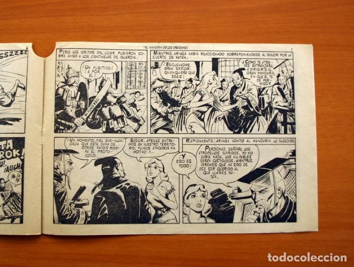 Tebeos: Katán - El Mandarín de los Dragones, nº 28 - Ediciones Toray 1960 - Foto 5 - 130493586