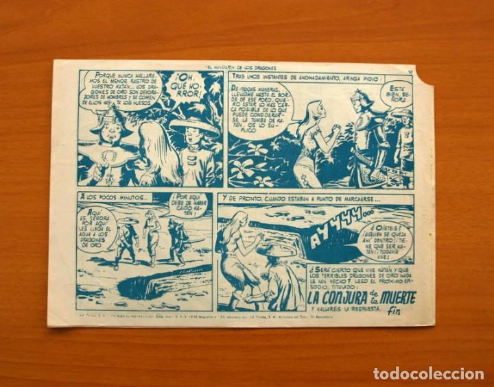 Tebeos: Katán - El Mandarín de los Dragones, nº 28 - Ediciones Toray 1960 - Foto 7 - 130493586