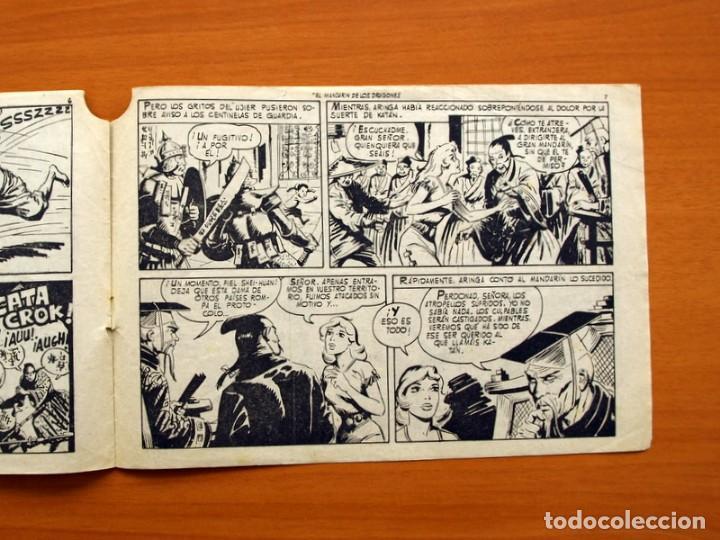 Tebeos: Katán - El Mandarín de los Dragones, nº 28 - Ediciones Toray 1960 - Foto 5 - 130493606