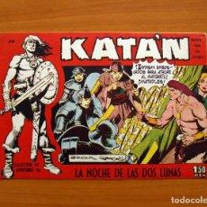Tebeos: KATÁN - LA NOCHE DE LAS DOS LUNAS, Nº 30 - EDICIONES TORAY 1960 . Lote 130493674