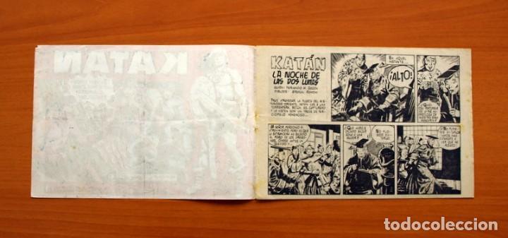 Tebeos: Katán - La noche de las dos lunas, nº 30 - Ediciones Toray 1960 - Foto 2 - 130493674
