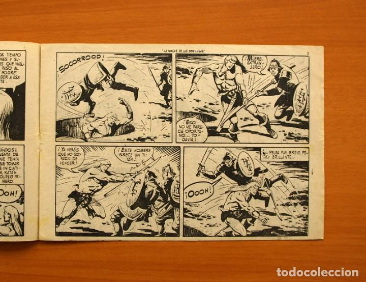 Tebeos: Katán - La noche de las dos lunas, nº 30 - Ediciones Toray 1960 - Foto 3 - 130493674