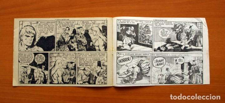 Tebeos: Katán - La noche de las dos lunas, nº 30 - Ediciones Toray 1960 - Foto 6 - 130493674