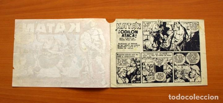 Tebeos: Katán - Odilón ataca, nº 37 - Ediciones Toray 1960 - Foto 2 - 130493782