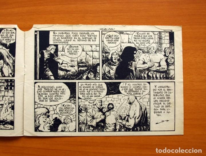 Tebeos: Katán - Odilón ataca, nº 37 - Ediciones Toray 1960 - Foto 3 - 130493782