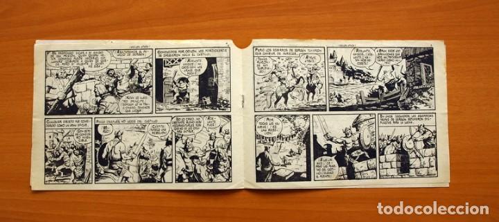 Tebeos: Katán - Odilón ataca, nº 37 - Ediciones Toray 1960 - Foto 4 - 130493782