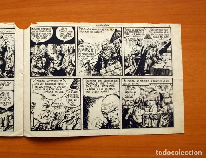 Tebeos: Katán - Odilón ataca, nº 37 - Ediciones Toray 1960 - Foto 5 - 130493782
