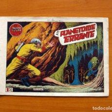 Tebeos: EL MUNDO FUTURO - EL PLANETOIDE ERRANTE, Nº 16 - EDICIONES TORAY 1955. Lote 130504434