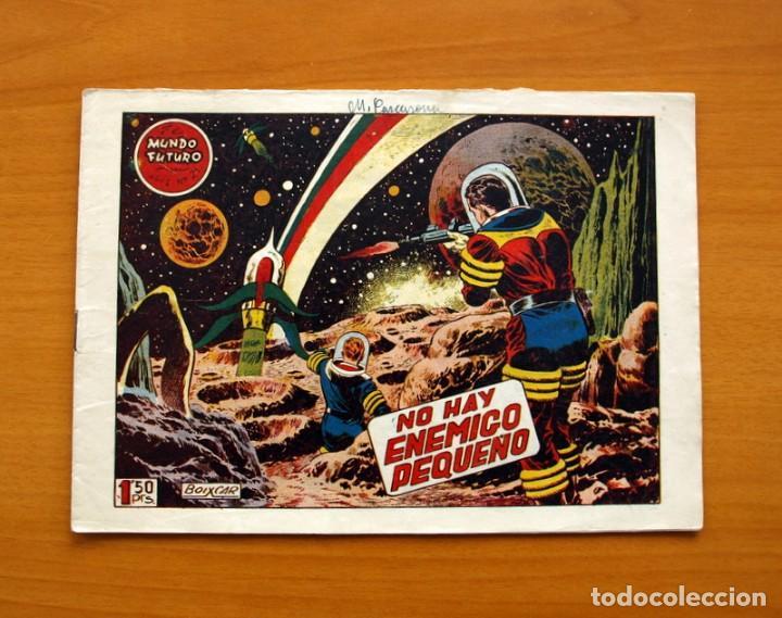 EL MUNDO FUTURO - NO HAY ENEMIGO PEQUEÑO, Nº 21 - EDICIONES TORAY 1955 (Tebeos y Comics - Toray - Mundo Futuro)