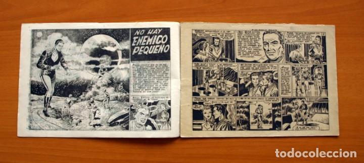 Tebeos: El Mundo futuro - No hay enemigo pequeño, nº 21 - Ediciones Toray 1955 - Foto 2 - 130504730