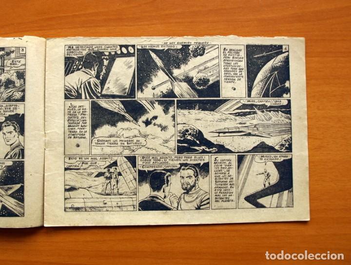 Tebeos: El Mundo futuro - No hay enemigo pequeño, nº 21 - Ediciones Toray 1955 - Foto 3 - 130504730