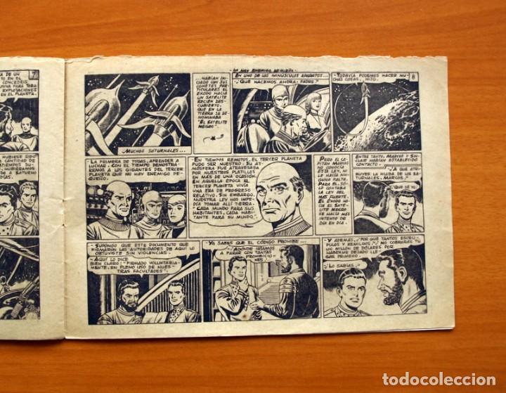 Tebeos: El Mundo futuro - No hay enemigo pequeño, nº 21 - Ediciones Toray 1955 - Foto 5 - 130504730