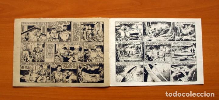 Tebeos: El Mundo futuro - No hay enemigo pequeño, nº 21 - Ediciones Toray 1955 - Foto 6 - 130504730