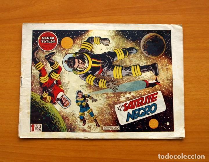 EL MUNDO FUTURO - EL SATÉLITE NEGRO, Nº 22 - EDICIONES TORAY 1955 (Tebeos y Comics - Toray - Mundo Futuro)