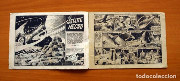 Tebeos: El Mundo futuro - El Satélite Negro, nº 22 - Ediciones Toray 1955 - Foto 2 - 130505358