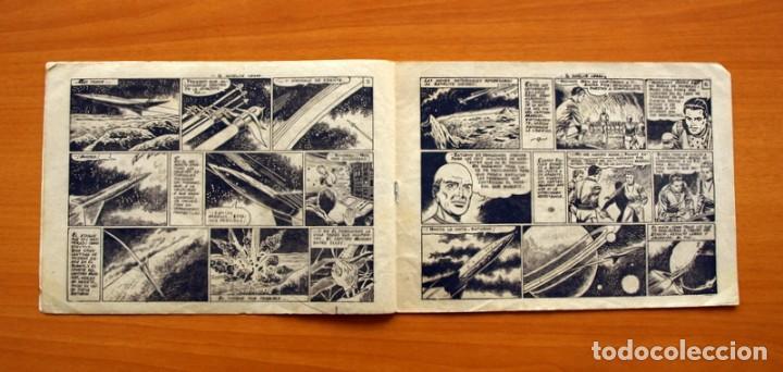 Tebeos: El Mundo futuro - El Satélite Negro, nº 22 - Ediciones Toray 1955 - Foto 4 - 130505358