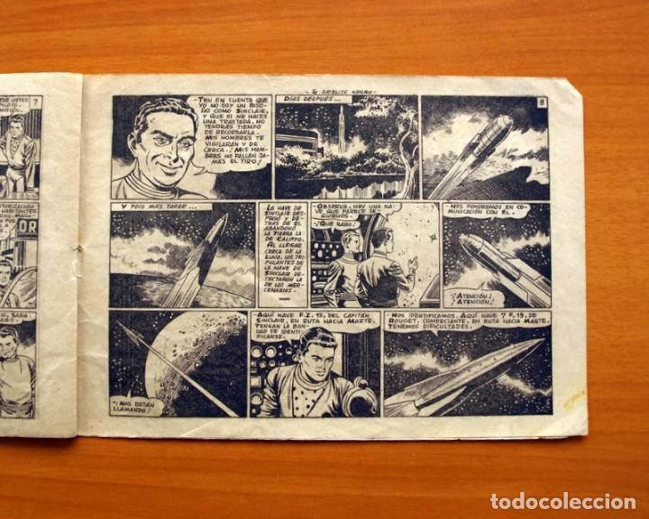 Tebeos: El Mundo futuro - El Satélite Negro, nº 22 - Ediciones Toray 1955 - Foto 5 - 130505358