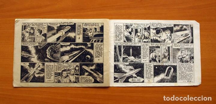 Tebeos: El Mundo futuro - El Satélite Negro, nº 22 - Ediciones Toray 1955 - Foto 6 - 130505358