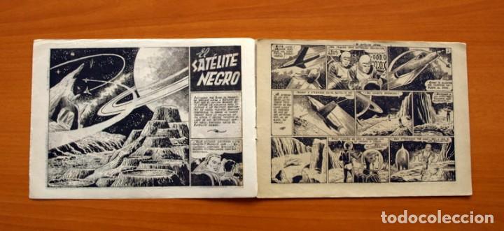 Tebeos: El Mundo futuro - El Satélite Negro, nº 22 - Ediciones Toray 1955 - Foto 2 - 130505390