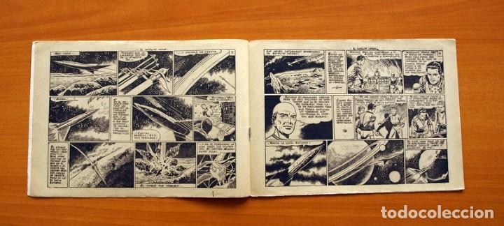 Tebeos: El Mundo futuro - El Satélite Negro, nº 22 - Ediciones Toray 1955 - Foto 4 - 130505390