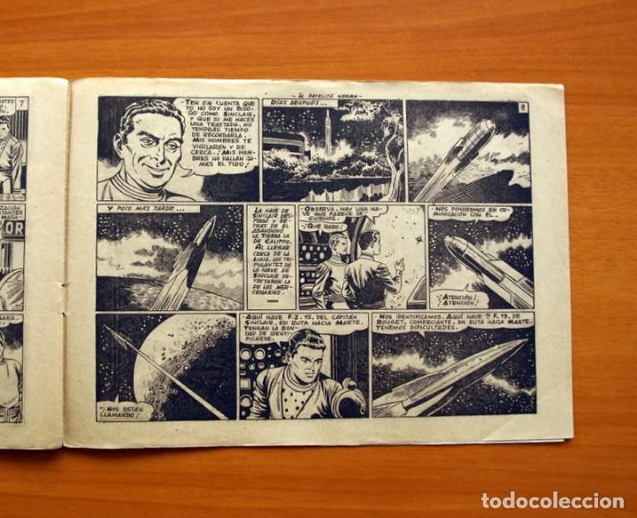Tebeos: El Mundo futuro - El Satélite Negro, nº 22 - Ediciones Toray 1955 - Foto 5 - 130505390