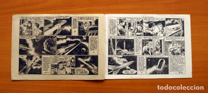 Tebeos: El Mundo futuro - El Satélite Negro, nº 22 - Ediciones Toray 1955 - Foto 6 - 130505390