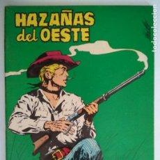 Tebeos: HAZAÑAS DEL OESTE Nº 136, EDICIONES TORAY, AÑO 1967. Lote 130628166