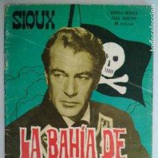 Tebeos: SIOUX Nº 61, EDICIONES TORAY, AÑO 1969. Lote 130630354