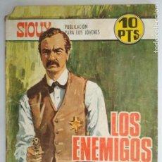 Tebeos: SIOUX Nº 100, EDICIONES TORAY, AÑO 1969. Lote 130630394
