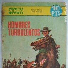 Tebeos: SIOUX Nº 91, EDICIONES TORAY, AÑO 1969. Lote 130630458